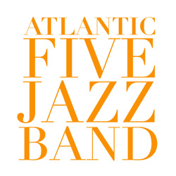 Atlantic Five Jazz Band - Logo